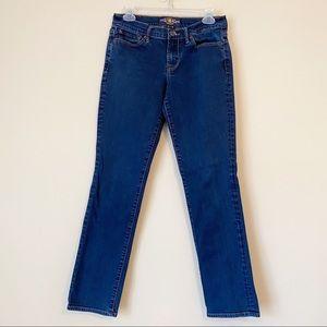 Lucky Brand Sweet N Straight Dark Wash Jeans -6/28